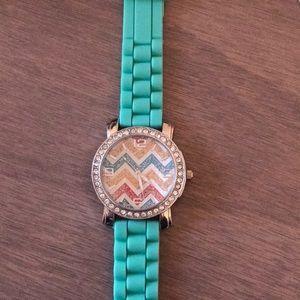 Jewelry - Chevron watch